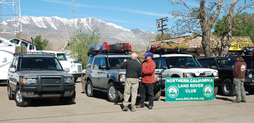 NorCal Land Rover Club trip to Death Valley April 2011 ...