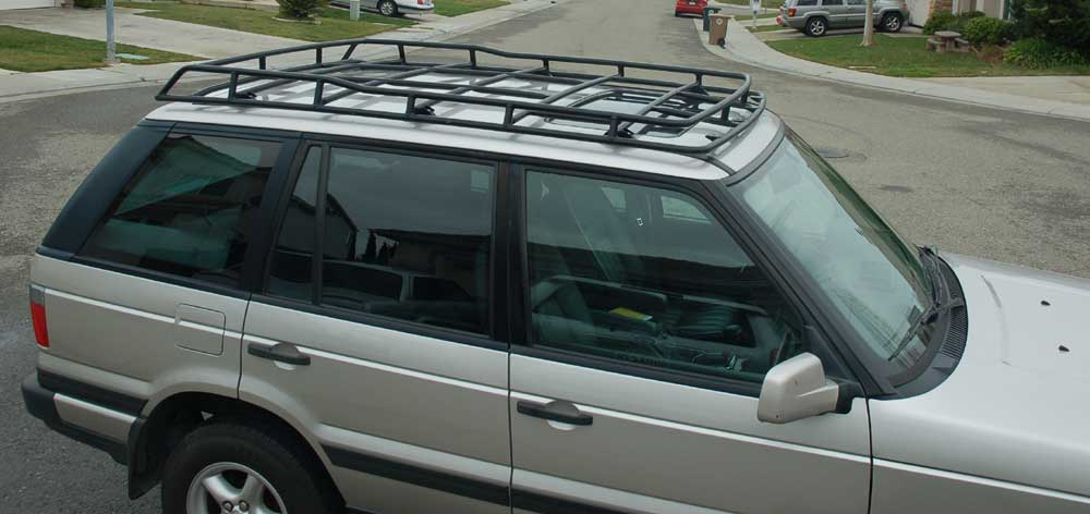 New Sd Rack For The Range Rover Expedition Portal