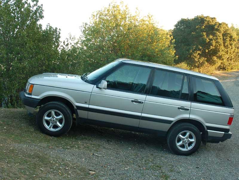 Range Rover - Range rover forum